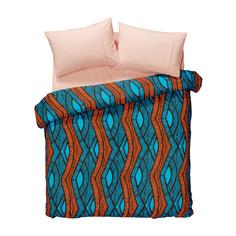 """Комплект постельного белья """"Ethnic Orange"""" Deepot"""