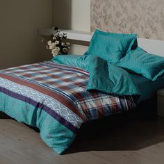 """Комплект постельного белья """"Lacy Turquoise"""" Deepot"""