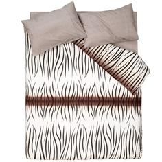 """Комплект постельного белья """"Safari black"""" Deepot"""