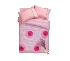 """Комплект постельного белья """"Roses pink"""" Deepot"""