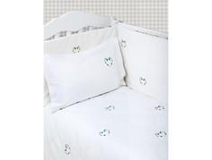 """Комплект постельного белья """"Сердечки NEW"""" Luxberry"""