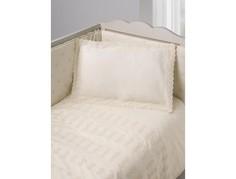 """Комплект постельного белья """"Кружочки"""" Luxberry"""