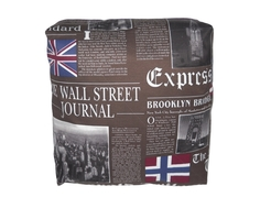 "Декоративная подушка ""New York Times Brown"" 2 Between Home"
