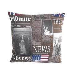 "Декоративная подушка ""New York Times classic"" Between Home"