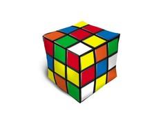 """Пуф """"Кубик Рубика"""" Van Poof"""
