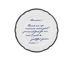 "Набор из двух тарелок ""Copenhagen"" Molly Marais"