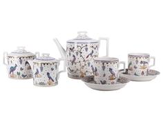 Чайный сервиз на 6 персон Императорский Фарфоровый Завод