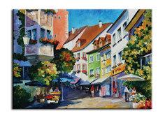 """Картина """"Мирсбург"""" Muzante"""
