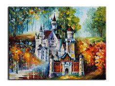 """Картина """"Замок мечты"""" Muzante"""