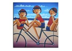 """Картина """"На пляж"""" Muzante"""
