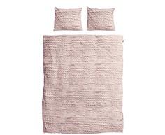 """Комплект постельного белья """"Косичка розовый"""" Snurk"""