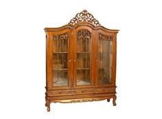 Витрина с тремя ящиками Qualitative Furniture