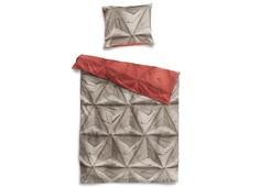 """Комплект постельного белья """"Оригами красный"""" Snurk"""