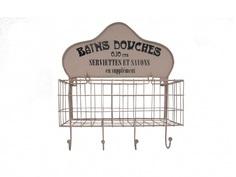 "Полка-корзина с крючками ""Bains Douches"" Anticline"