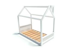 """Детская кровать """"Монтессори"""" Little Me"""