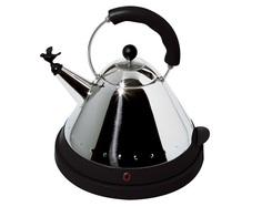 Чайник электрический со свистком Alessi