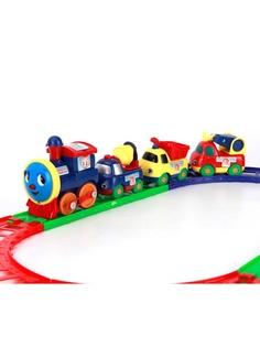 Железные дороги Играем вместе