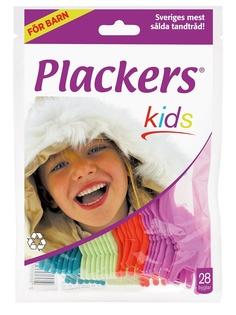 Межзубные нити Plackers