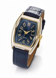 Часы (бежевый/золотистый) Bonprix