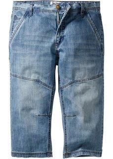 Джинсовые шорты Regular Fit длиной 3/4, cредний рост (N) (темно-синий) Bonprix