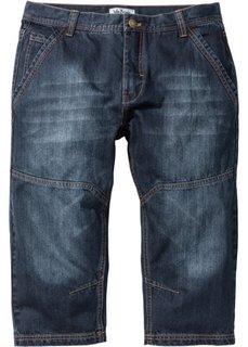 Джинсовые шорты Regular Fit длиной 3/4, cредний рост (N) (синий) Bonprix