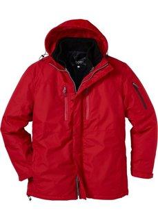 Куртка для непогоды 3 в 1 (темно-синий) Bonprix