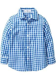 Рубашка для Октоберфеста, Размеры  80/86-128/134 (темно-красный/белый в клетку) Bonprix