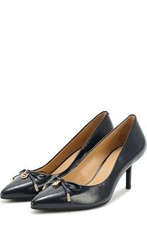 Кожаные туфли Nancy с бантом Michael Michael Kors