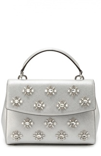 Сумка Ava small с вышивкой кристаллами Michael Michael Kors