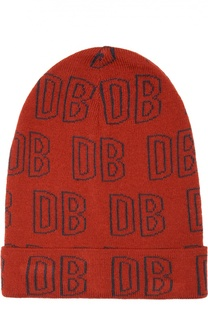 Вязаная шапка Dirk Bikkembergs