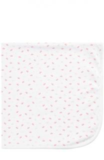 Одеяло из хлопка с принтом Kissy Kissy