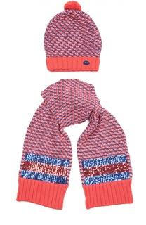 Комплект из шарфа и шапки Marc Jacobs