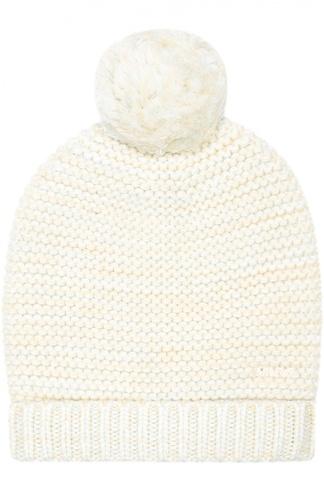 Вязаная шапка с помпоном Chloé