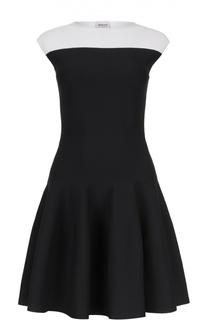 Платье вязаное Armani Collezioni
