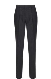 Классические шерстяные брюки BOSS