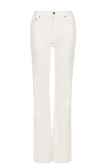 Расклешенные джинсы с карманами Saint Laurent