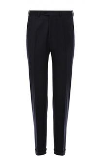 Классические брюки из смеси шерсти и кашемира Brioni