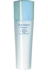 Очищающая пенка-флюид Pureness Shiseido