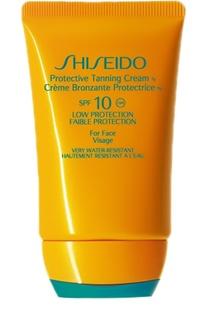 Защитный крем для загара SPF10 Shiseido