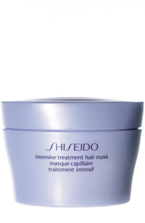 Восстанавливающая маска для ухода за волосами Intensive Treatment Hair Care Shiseido