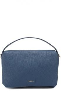 Кожаная сумка Capriccio Furla