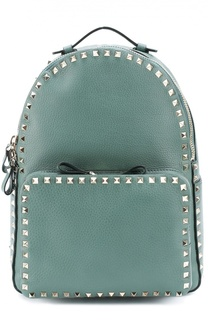 Кожаный рюкзак Rockstud Valentino