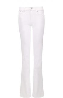 Расклешенные джинсы с карманами Polo Ralph Lauren