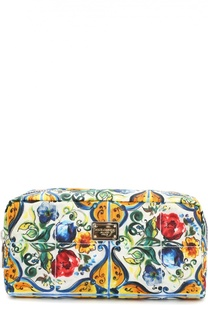 Косметичка с принтом Dolce & Gabbana