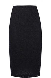 Кружевная юбка-карандаш REDVALENTINO