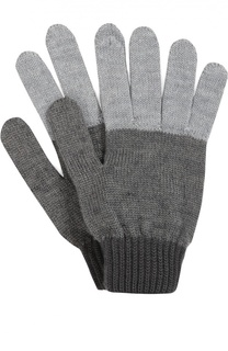 Вязаные перчатки Giorgio Armani