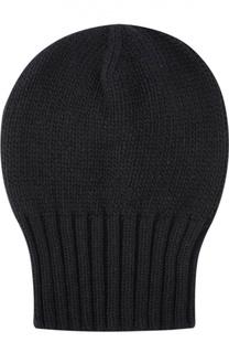 Вязаная шапка из металлизированных нитей Inverni