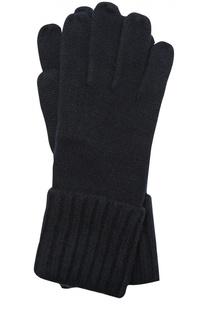 Вязаные перчатки с манжетами Inverni