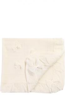 Одеяло из шерсти с бантами Aletta