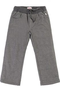Спортивные брюки прямого кроя Il Gufo